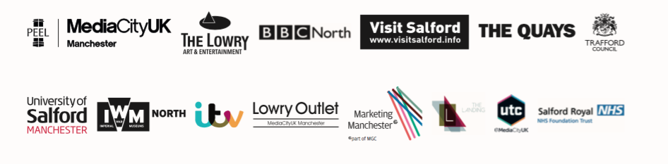 Quays Culture Supporter Logos