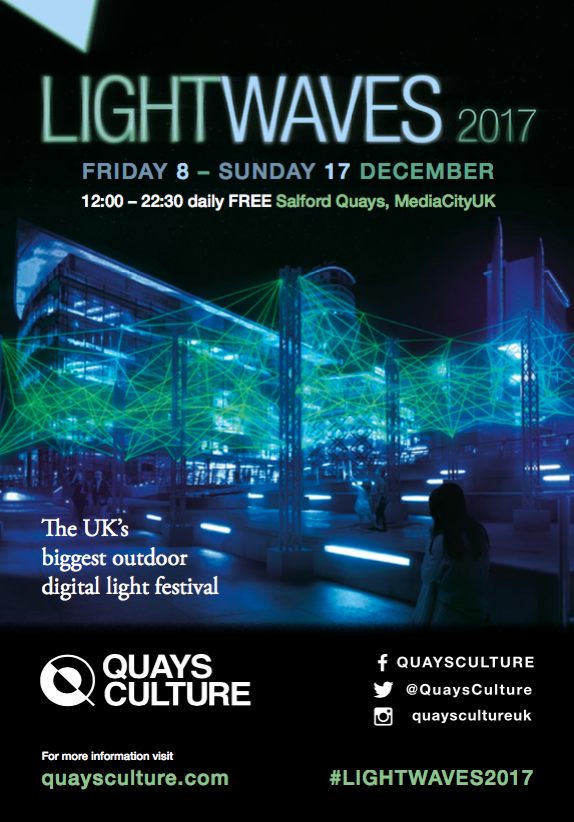 Picture of Lightwaves programme