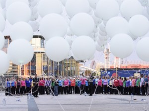 Umbrellium's Mini Burble with Honour Choir